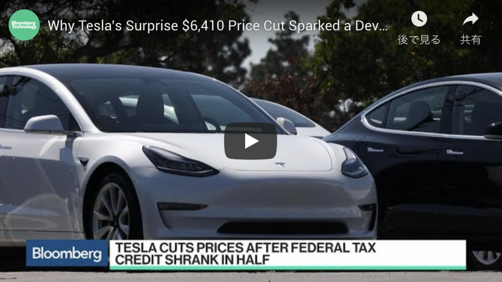 Why Tesla's Surprise $6,410 Cut Sparked a